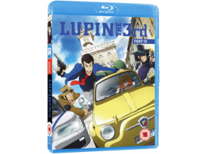 Lupin the 3rd Part IV (2015) [English Dubbed Version] - Complete Series Standard Edition [Blu-ray]