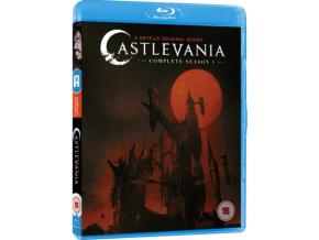 Castlevania Season 1 - Standard Edition [Blu-ray]
