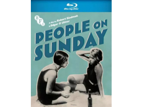 People on Sunday [Blu-ray]