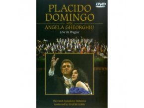Domingo & Gheorghiu-In Prague (DVD)