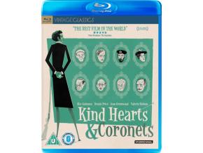 Kind Hearts & Coronets 70th Anniversary Edition (Blu-ray)