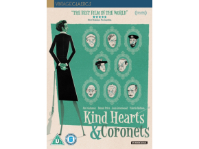 Kind Hearts & Coronets (70th Anniversary Edition) (DVD)