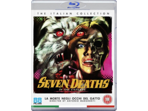 Seven Deaths in the Cats Eye (Blu-ray)