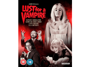 Lust For A Vampire (Blu-ray and DVD) (1971)