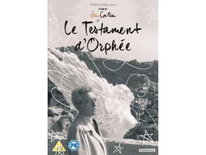 Jean Cocteau - Testament D'Orphee (DVD)