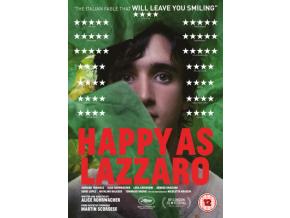 Happy as Lazzaro (DVD)