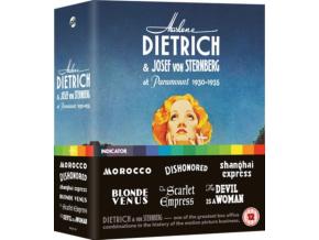 Marlene Dietrich & Josef von Sternberg at Paramount  1930-1935 (Limited Edition Blu-Ray)