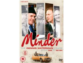 Minder: The Dennis Waterman Years [DVD]