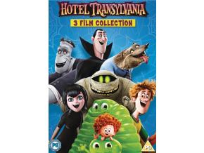HOTEL TRANSYLVANIA 1-3 [DVD]