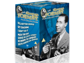 The George Formby Film Collection (DVD)