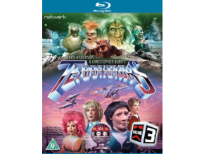 Terrahawks: Volume 3 (Blu-ray)