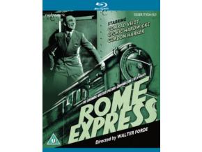 Rome Express (Blu-ray)