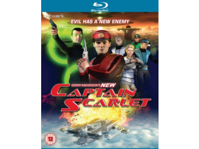 New Captain Scarlet: The Complete Series (Blu-ray)