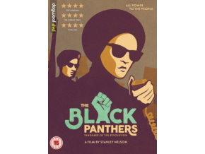The Black Panthers: Vanguard of the Revolution (DVD)
