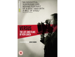 Versus: The Life and Films of Ken Loach (DVD)