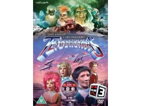 Terrahawks: Volume 3 [DVD]