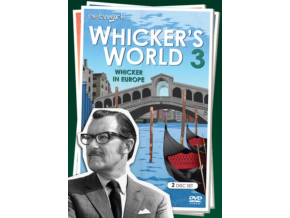 Whicker's World 3: Whicker in Europe [DVD]