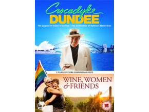 CrocADykeDundee / Wine  Women & Friends (DVD)