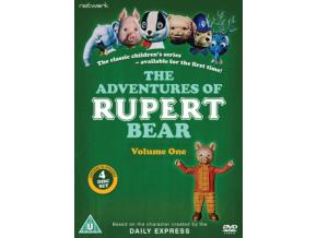 The Adventures of Rupert Bear: Volume 1 [DVD]