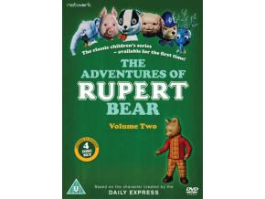 The Adventures of Rupert Bear: Volume 2 [DVD]