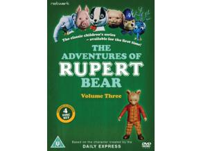 The Adventures of Rupert Bear: Volume 3 [DVD]