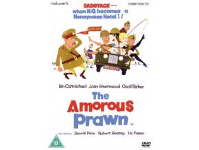 The Amorous Prawn (1962) (DVD)