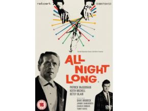 All Night Long (1961) (DVD)