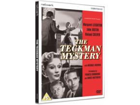 The Teckman Mystery (1954) (DVD)