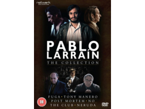 The Pablo Larraín Collection: Made In Chile [DVD]