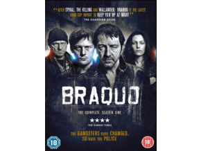 Braquo - Series 1 (DVD)