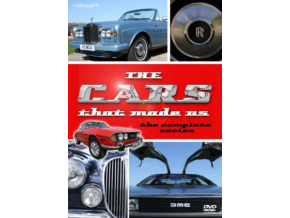 The Cars That Made Us: The Complete Series [DVD]