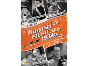 British Musicals of the 1930s - Volume 5 (DVD)