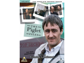 The Piglet Files - The Complete Series 2 (DVD)