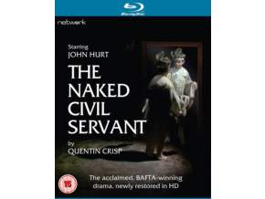 The Naked Civil Servant (Blu-ray)