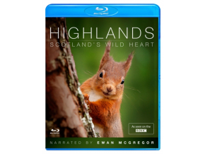 Highlands: Scotland's Wild Heart (Blu-ray)