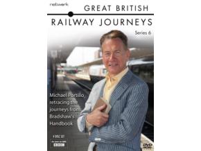 Great British Railway Journeys - Series 6 [DVD]