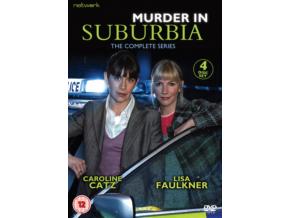 Murder in Suburbia - Series 1-2 - Complete (DVD)