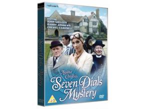 Agatha Christie's The Seven Dials Mystery (DVD)