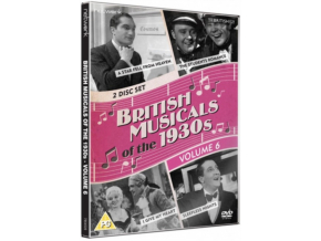 British Musicals Of The 1930s: Volume 6 [DVD]