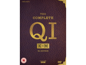 QI: K to M [DVD]