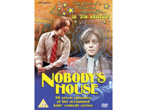 Nobody's House: The Complete Series (DVD)