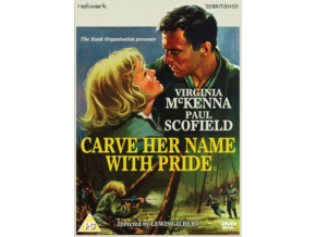 Carve Her Name With Pride (1958) (DVD)