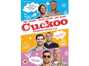 Cuckoo: Complete Series 1 to 3 [DVD]