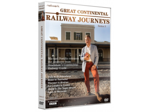 Great Continental Railways Journeys - Series 3 (DVD)