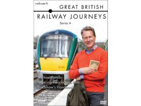 Great British Railway Journeys: Series 4 [DVD]