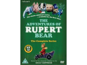 The Adventures Of Rupert Bear [DVD]