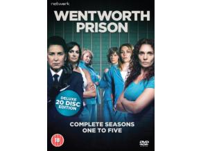 Wentworth Prison: Season One To Five [DVD]