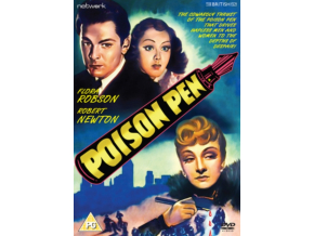 Poison Pen (1939) (DVD)