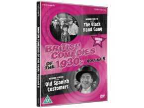 British Comedies of the 1930s Vol. 6 (DVD)