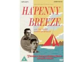 Ha'Penny Breeze (1950) (DVD)